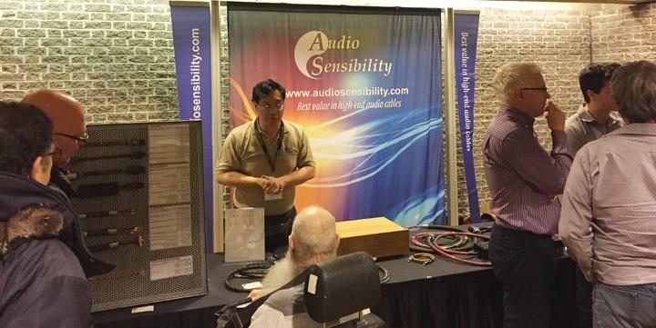 Montreal Audio Show 2017 - Audio Sensibility